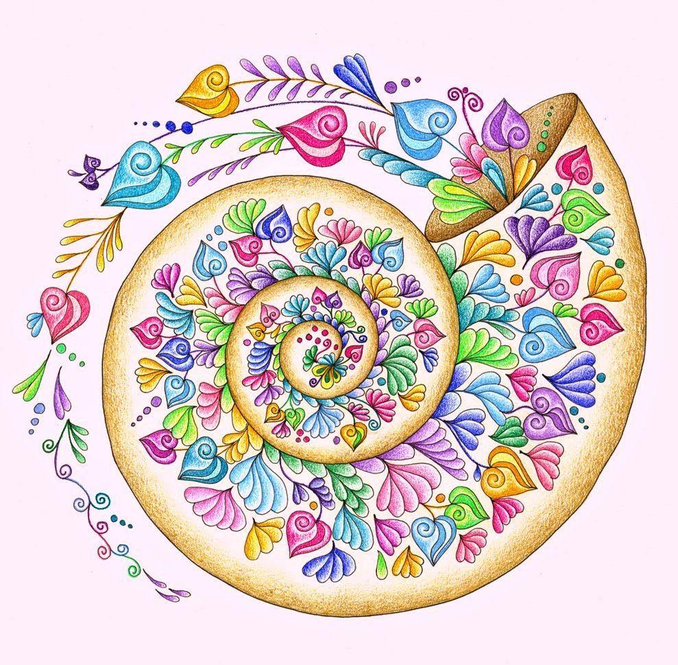 tekenen  Mandala  dibujo  Mandala espiral 2 100Imágenes efectivas que le proporcionamos sobre mandalas para pintar Una imagen de alta calidad puede decirle muchas...