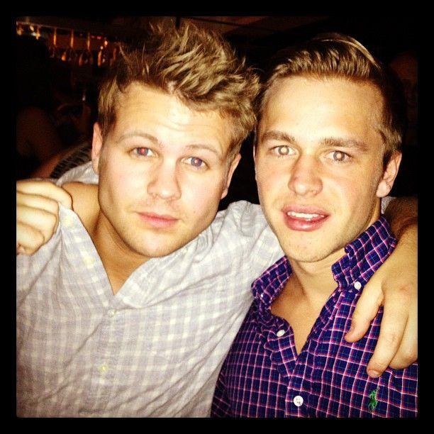 Nick Gardner and Steven Lister