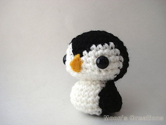Tutorial Amigurumi Pinguino : Hey i found this really awesome etsy listing at https: www.etsy