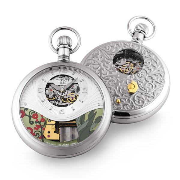 Tissot t pocket musical seasons watch watches pinterest pocket pocket watch audiocablefo