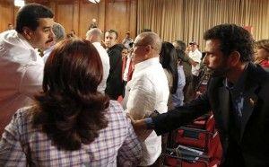 La rendición de Henrique Capriles