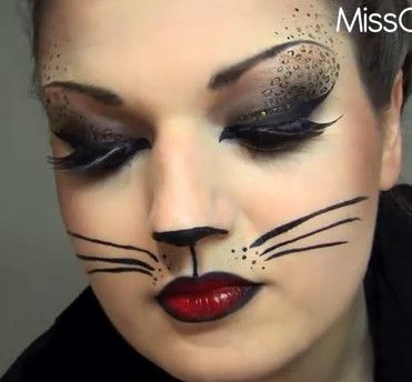Cher is back on the charts with \u0027Woman\u0027s World\u0027 Cat halloween - cat halloween makeup ideas