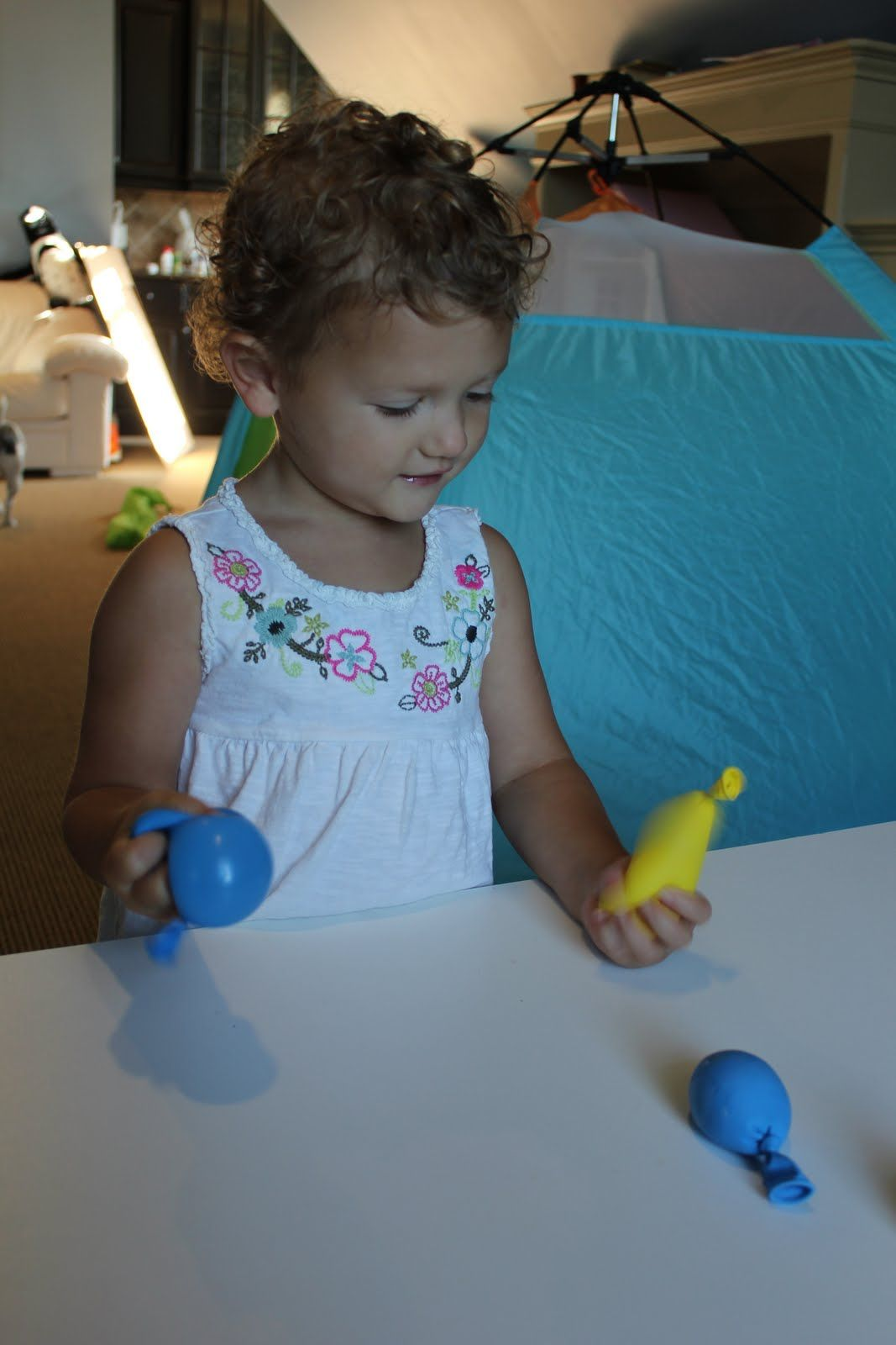Play At Home Mom LLC: SENSORY BALLOONS