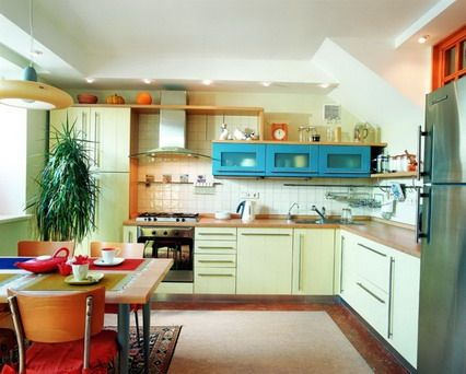 Small Kitchen Dining Room Design Ideas - Abdesi.Com