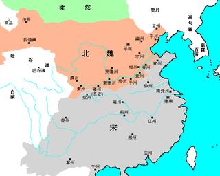 위진남북조 시대 - 위키백과, 우리 모두의 백과사전