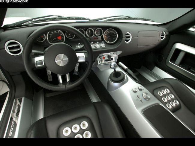 Ford Gt Interior Im In Love