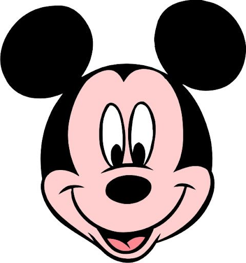 faces of mickey mouse printable images and pictures to print - Mickey Mouse Pictures Printable