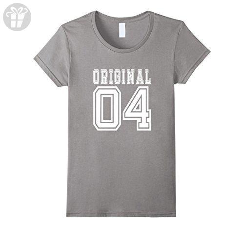 Women's 2004 T-shirt 13th Birthday Gift 13 Yr Yrs Year Old