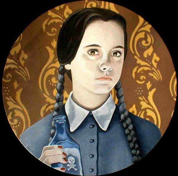"""""""Wednesday's child"""" by EmmaMount.deviantart.com on #deviantART"""