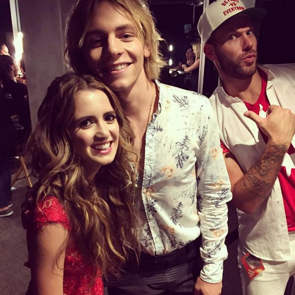 Ross lynch admits hes dating laura marano 2019