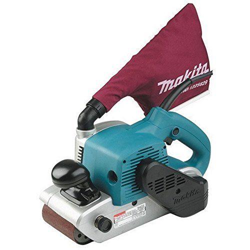 "Makita 9403 4"" x 24"" Belt Sander with Cloth Dust Bag ..."