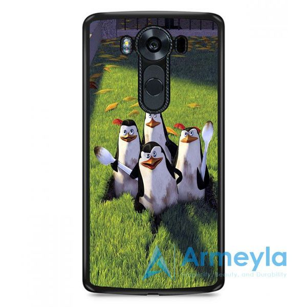 Penguins Of Madagascar Windows LG V20 Case | armeyla.com