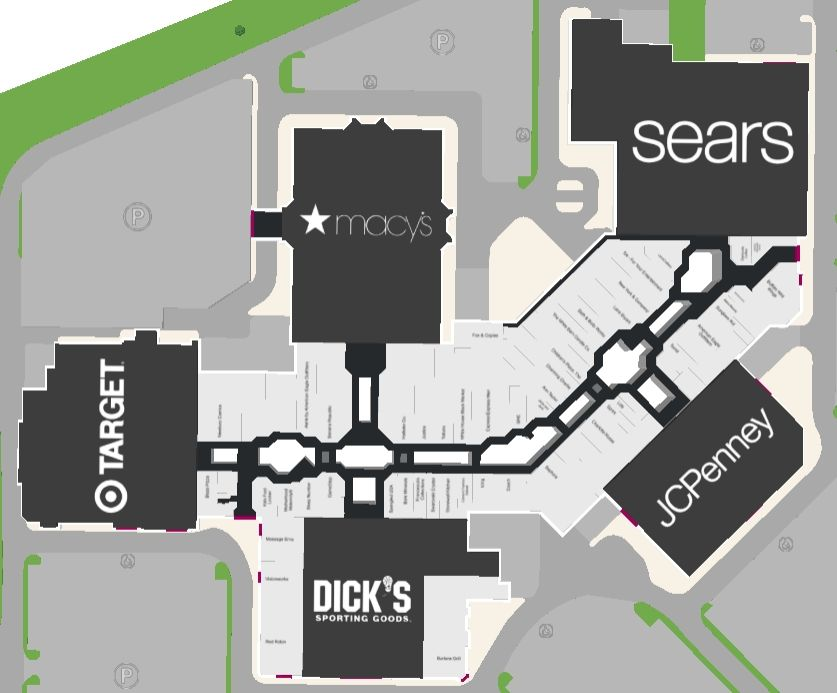 Pheasant Lane Mall shopping plan in 2019 | Mall, Mall stores ...