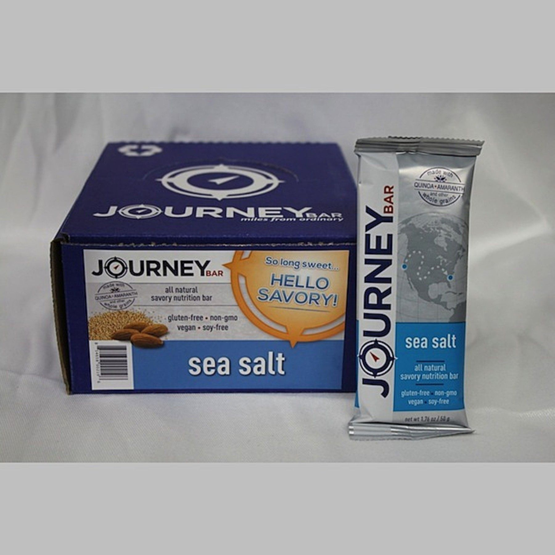 Sea Salt Journey Bar by Journey Bar
