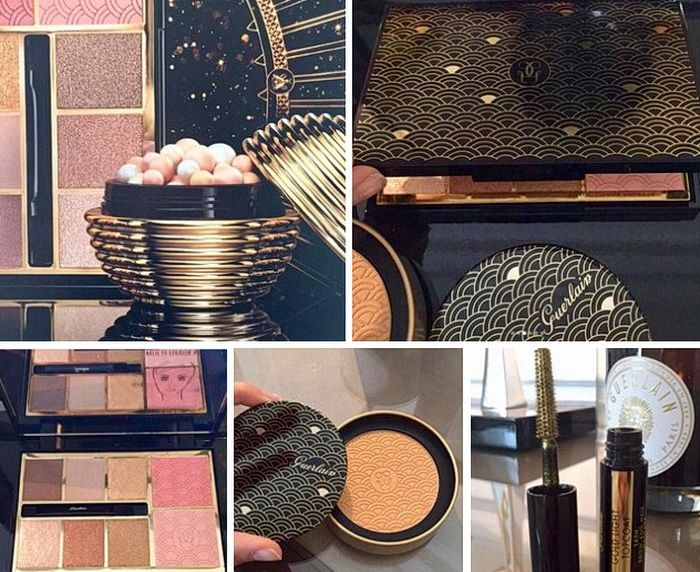 Guerlain Makeup Collection Christmas Holiday 2017-2018 | The only ...