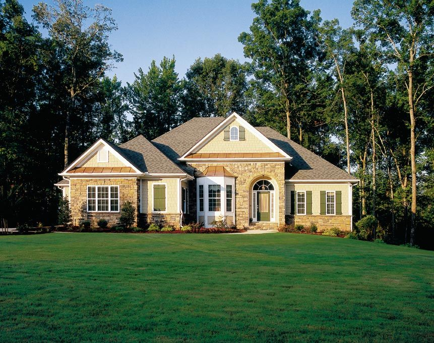 Northbrook Home Plans And House Plans By Frank Betz Associates House Plans Country Style House Plans French Country House