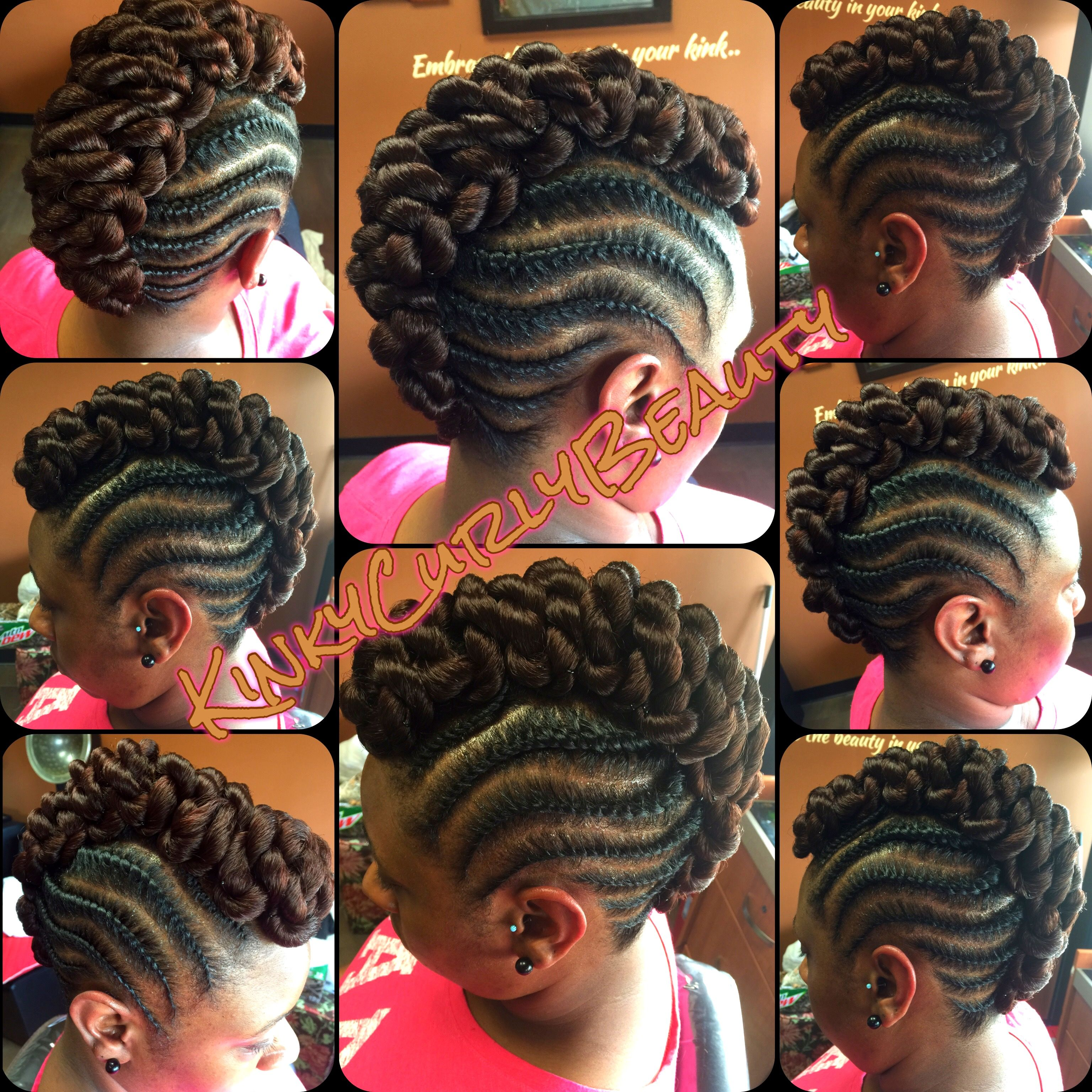 Easy styles protective styles pinterest hair style black