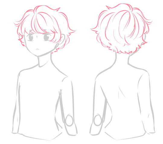 Fluffy Haired Male Drawing Google Search In 2020 Beauty Art Drawings Art Reference Photos Anime Drawings Sketches
