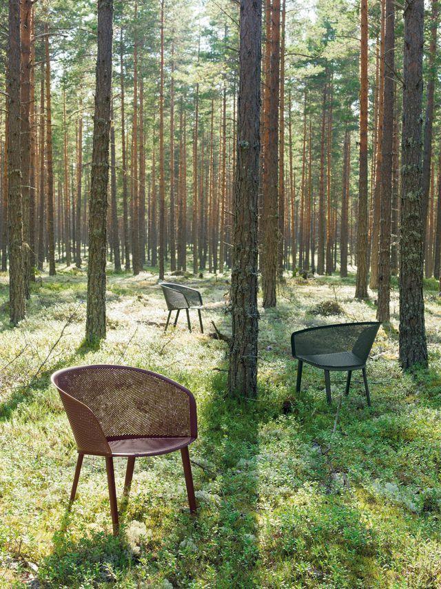 Chaise de jardin : séléction de sièges outdoor résistants