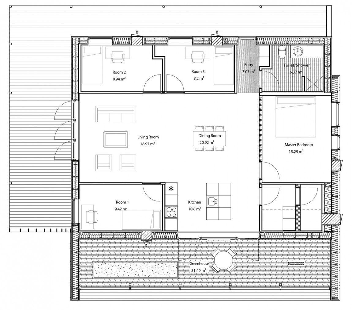 Floor Plan Design Inspirations
