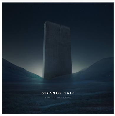 "Getting energized from Strange Talk's ""When It Feels So Good""! Check it out on our playlist"