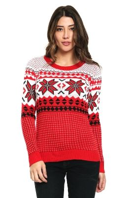 NWOT LOVE BY DESIGN WOMEN/'S XMAS GREEN REINDEER SWEATER SIZE SMALL
