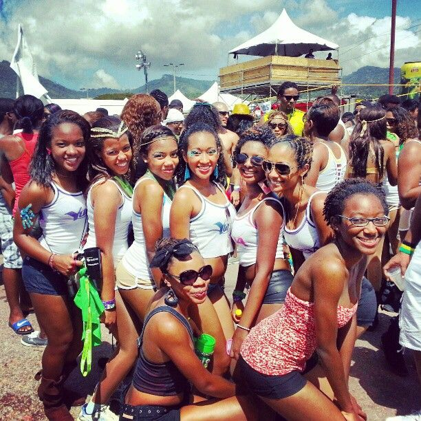 CarnivalGPS - Trinidad and Tobago #Carnival on the go