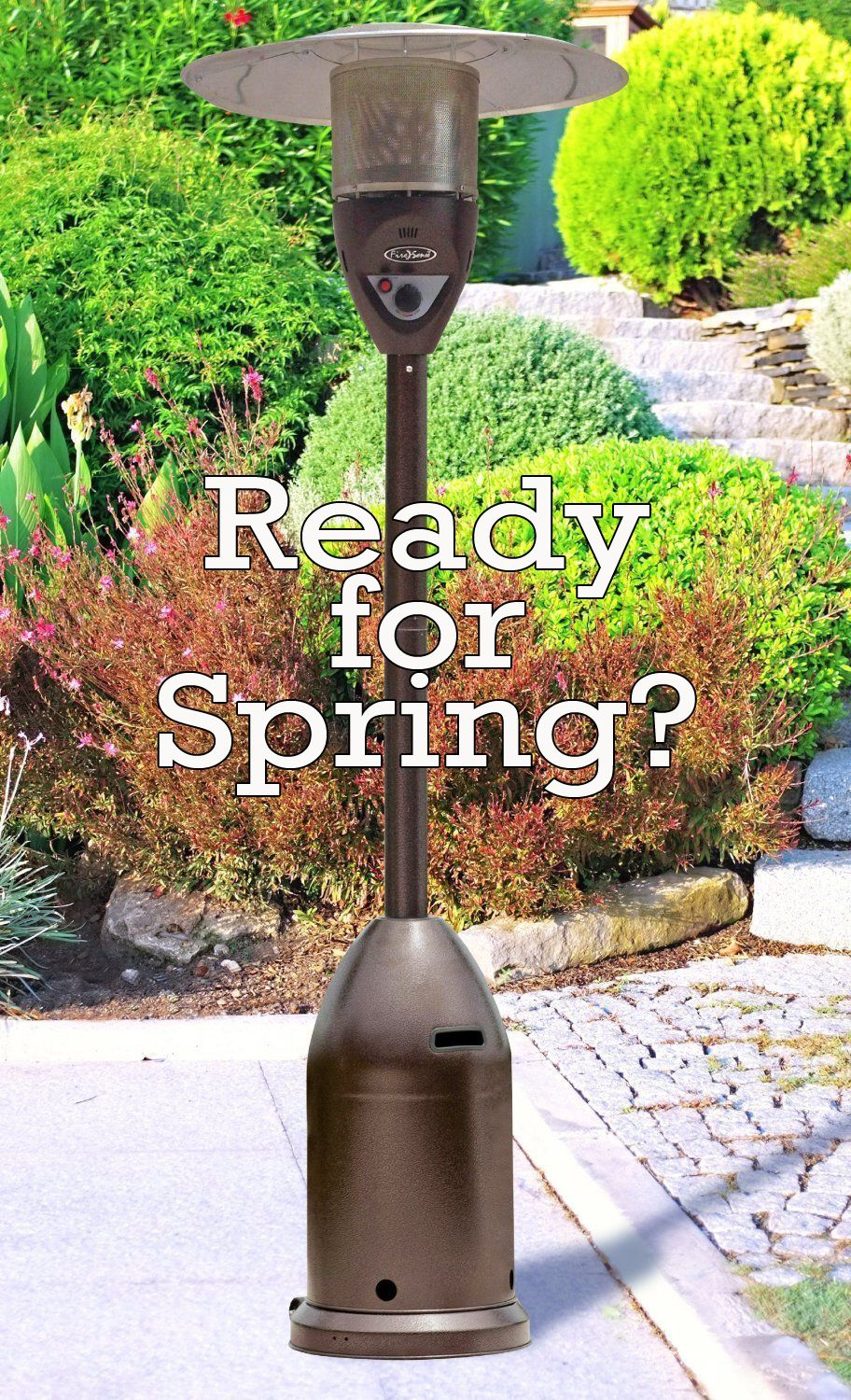 Best Selling Outdoor Patio Heater With Hundreds Of Reviews. Top 5 Questions  At: Http