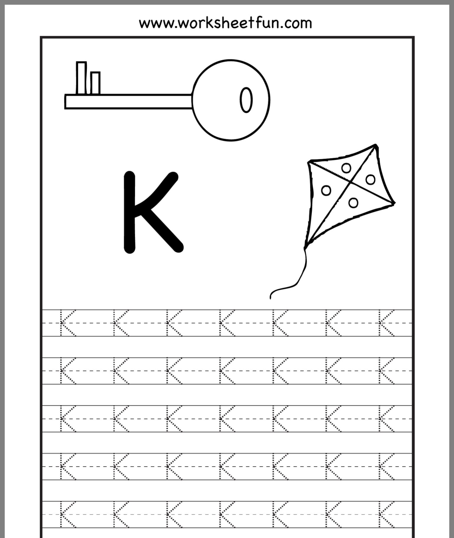 English Worksheets For Kindergarten By Molly Hurd Beach On