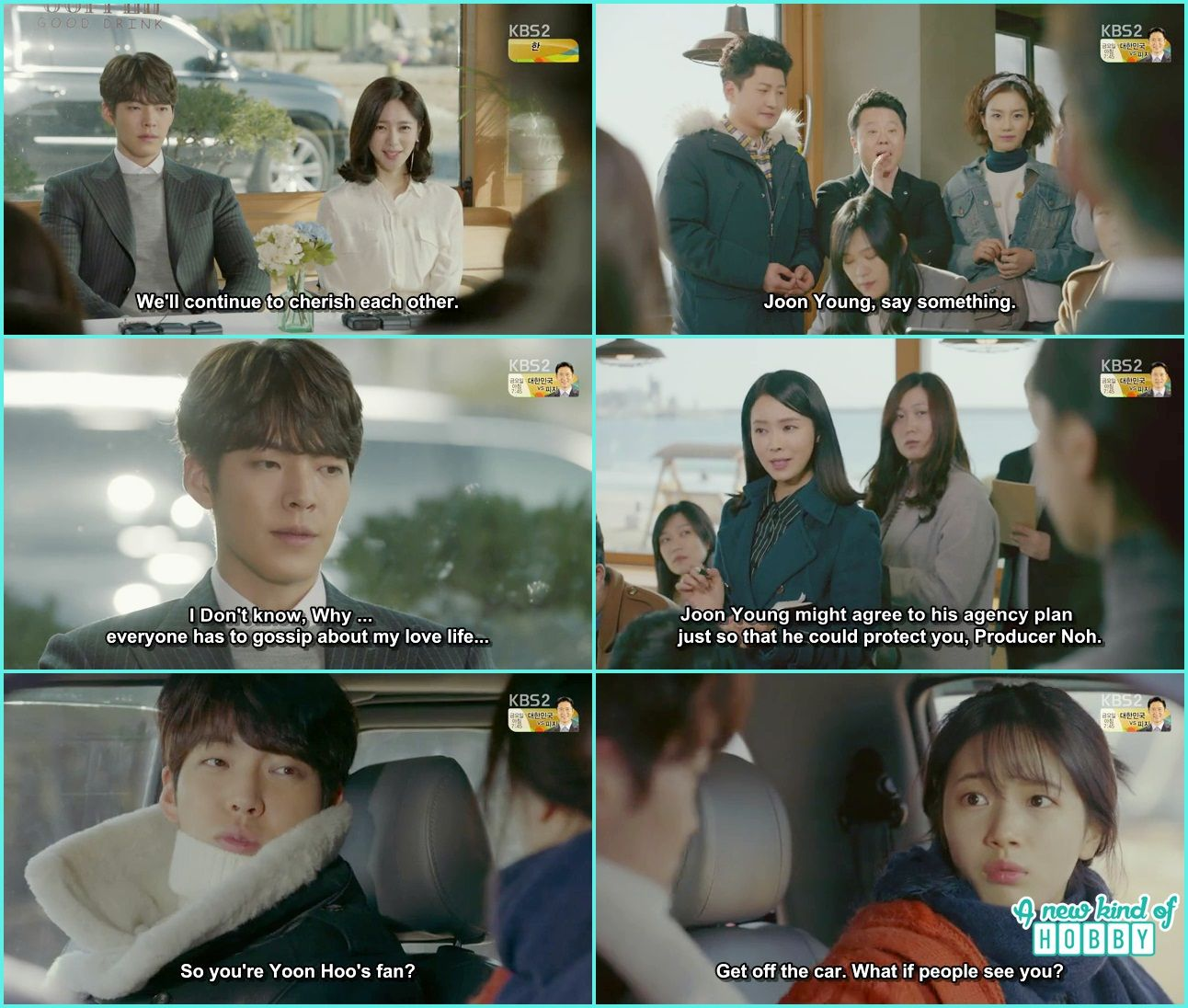 The Dual Confession Kiss Uncontrollably Fond Ep 9 Review Our