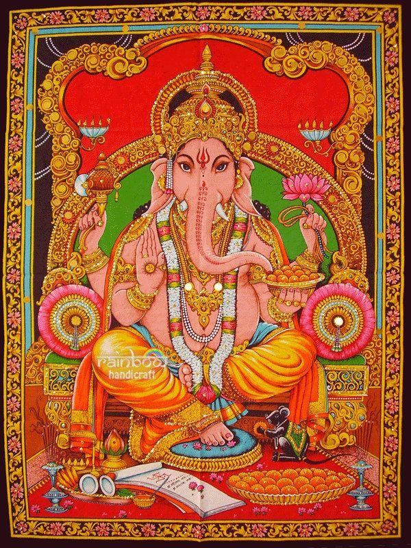 Color Pairings Ideas Indian Elephant Head Hindu