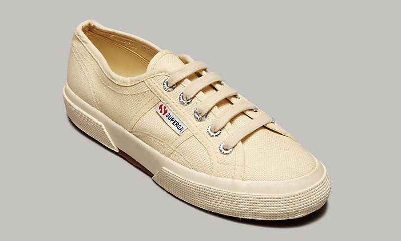 huge discount fa37b b8c3e 2750 COTU CLASSIC ECRU - Superga | Shoes | Classic sneakers ...