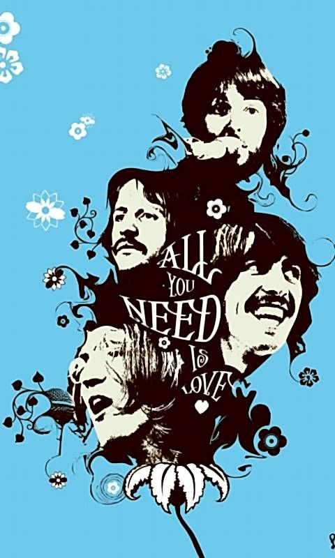 All You Need Is Love The Beatles Beatles John Rock And Roll