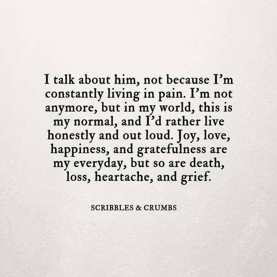 I Ll Always Be Here Quotes He Is Still A Part Of Me And I'll Always Be A Part Of Himhis Loss .
