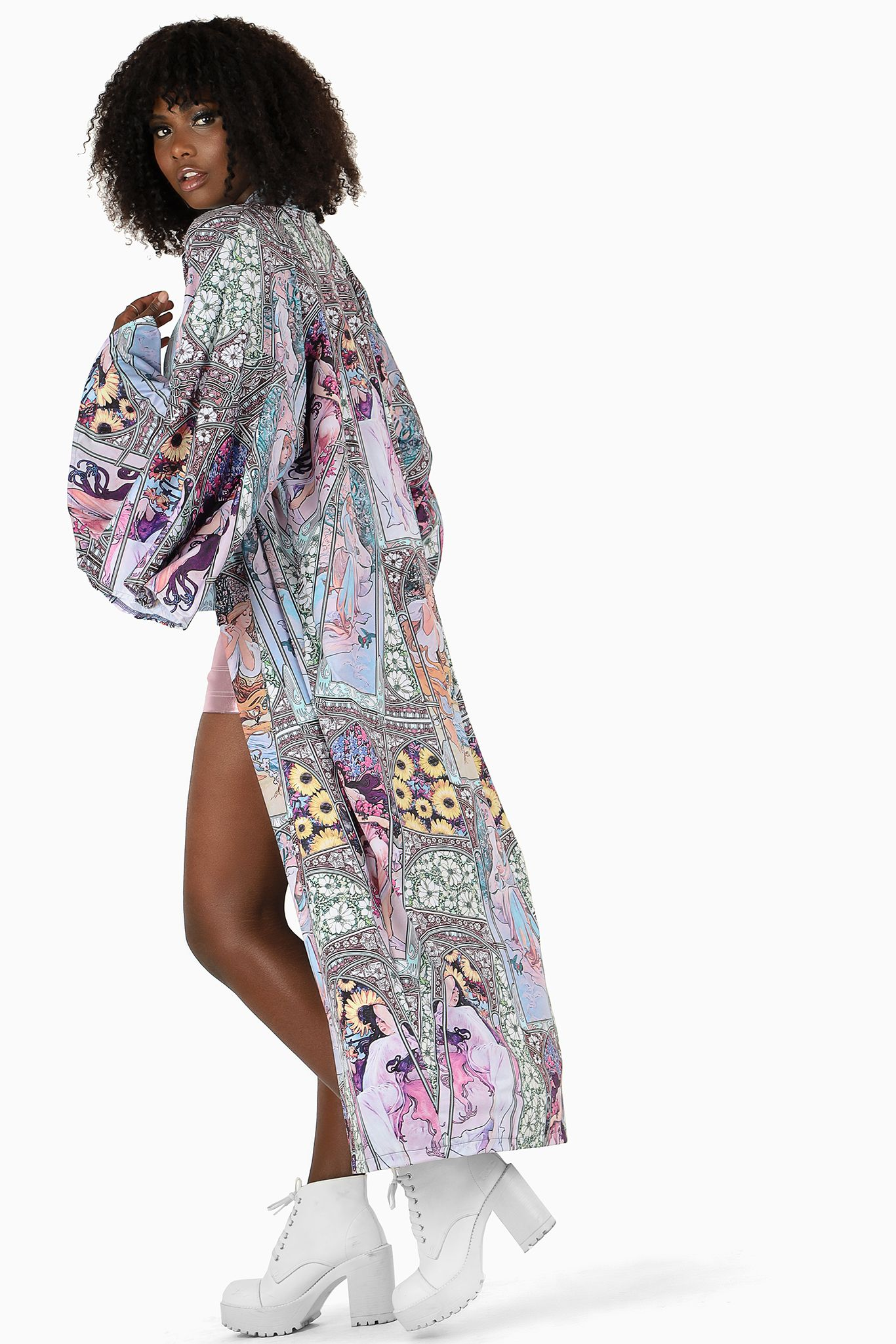Four Seasons Swan Kimono Limited 160aud With Images