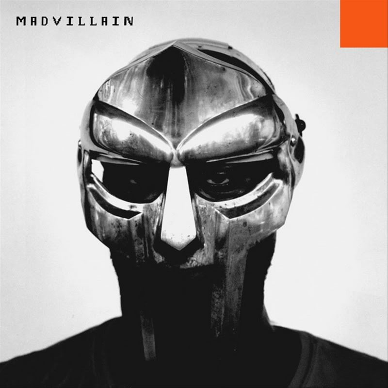 Madvillain Mf Doom Madlib 2004 Album Cover Musik Hip Hop