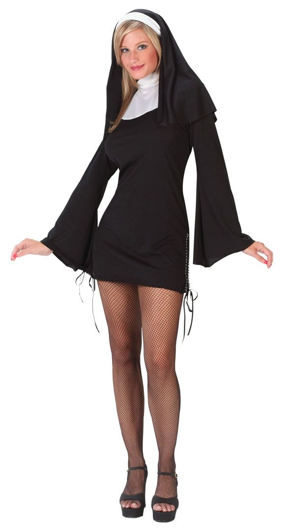 079aab74626 Sexy Naughty Nun Costume - Nun Costumes