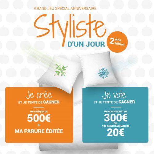 Participez au grand concours DIY Styliste d'un Jour de Becquet !!!
