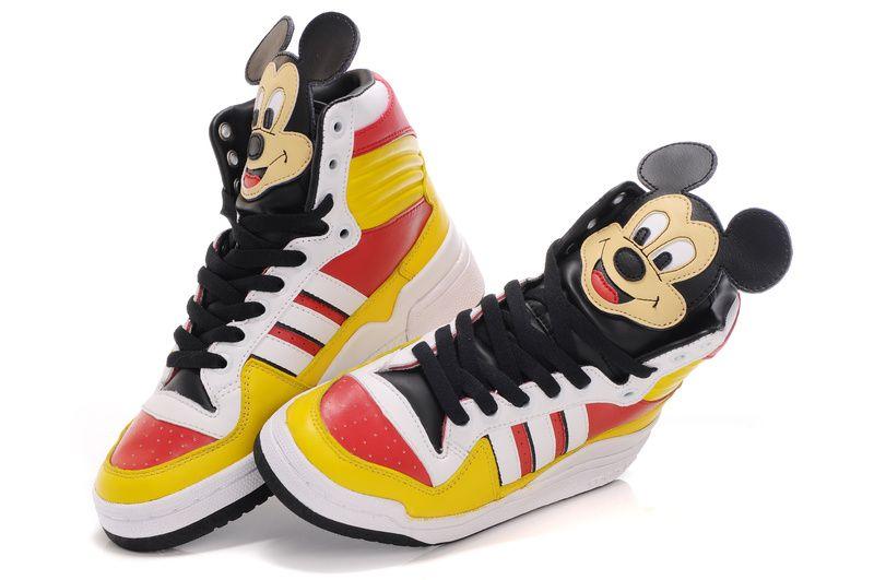 adidas mickey jeremy scott