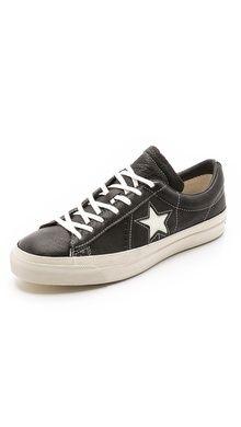 1c5e7152c9f6c6 Converse One Star x John Varvatos