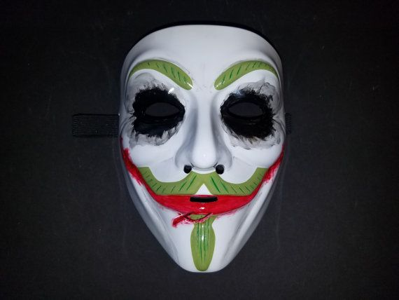 Anonymous Mask Image By Kcrazycustoms On Anonymous Masks Mask