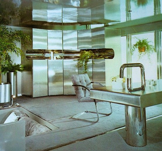 Vintage Modern Home Design Ideas: Here Now, Unbelievable Photos From A 1970s Design Tome