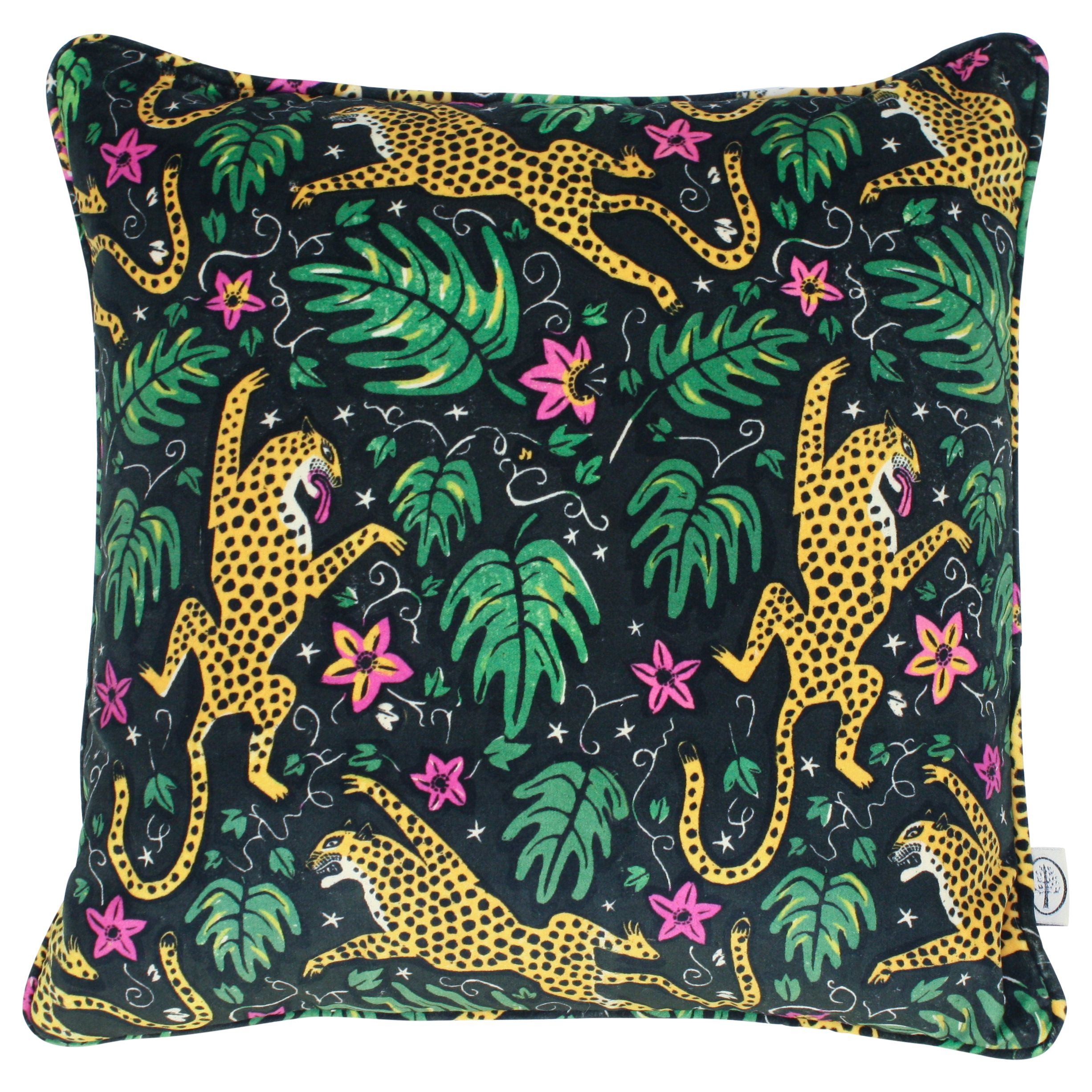 How the leopard got his spots velvet cushion pinterest leopards