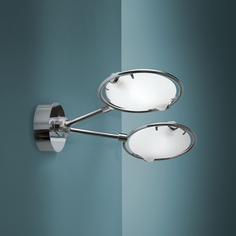 Pin by FontanaArte on Lighting | Pinterest | Chrome plating, Chrome ...