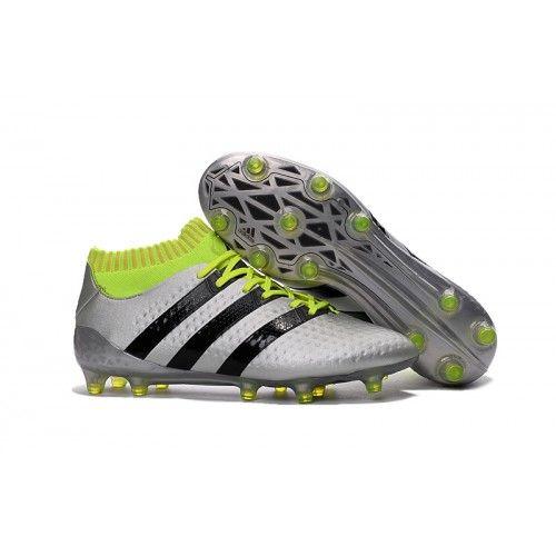 2016 2016 Adidas ACE 16.1Primeknit FG AG Fotballsko Solv