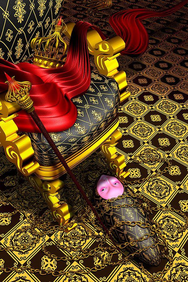 ARTIST: Dali Roll (달리롤) #Yellowmenace: Surreal Sensuality (35 images) + http://yellowmenace8.blogspot.com/2015/09/art-dali-roll-surreal-sensuality.html