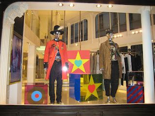 Window Store. Escaparates moda