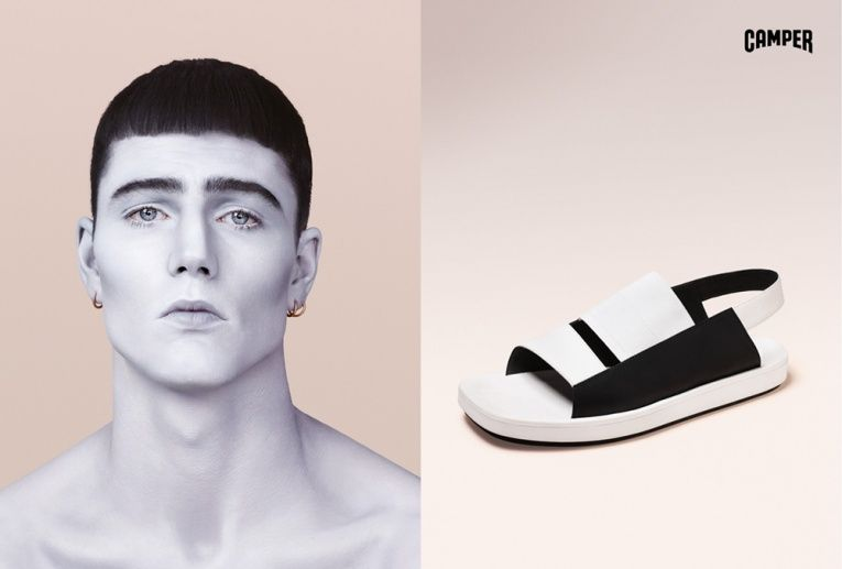 SS15 Campaign for Camper by Romain Kremer | JOQUZ