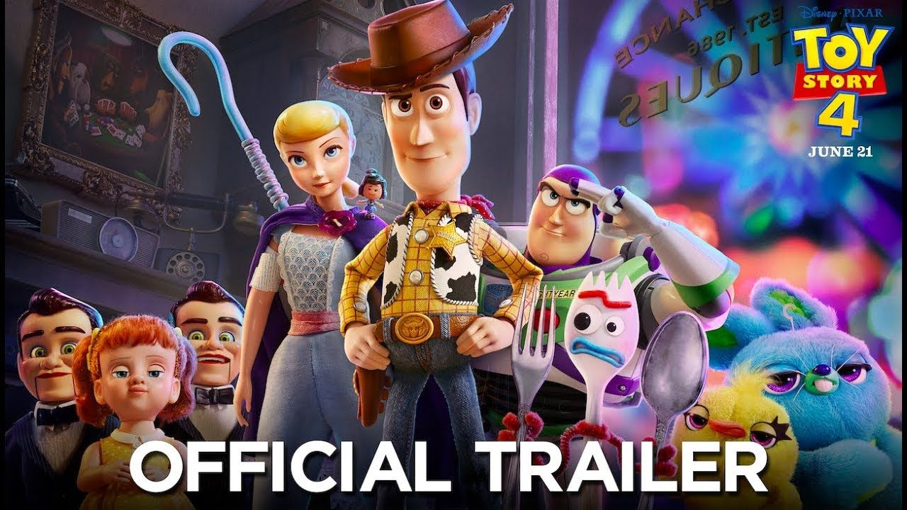 Toy Story 4 2019 Official Trailer Tom Hanks Annie Potts Patricia Arquette New Toy Story Official Trailer Toy Story