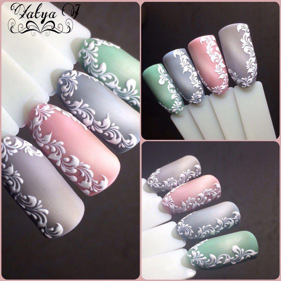Pin von Helen ... Ελενάκι ♥ auf line nails-Γραμμικό   Pinterest ...